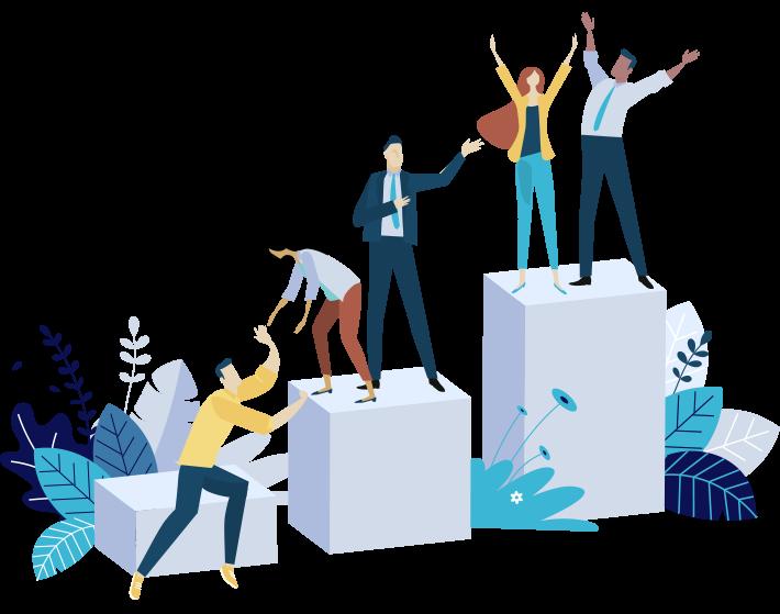 Leadership Balance Services - Unique Coaching Program graphic
