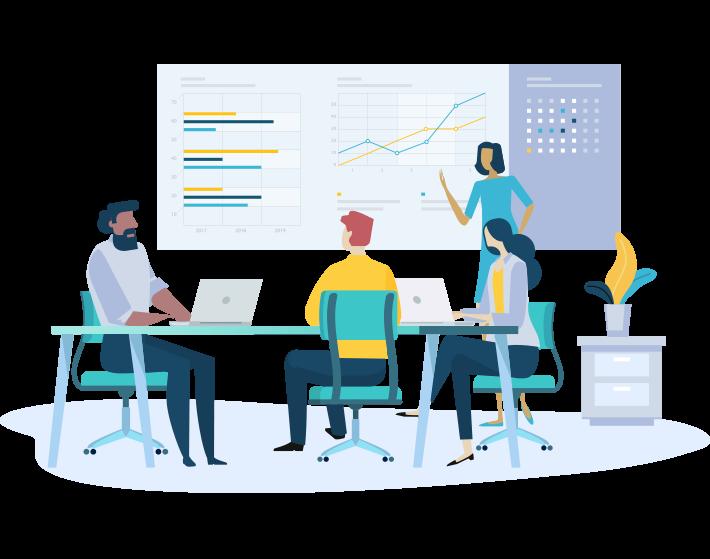 Leadership Balance Services - On-Site Facilitation graphic