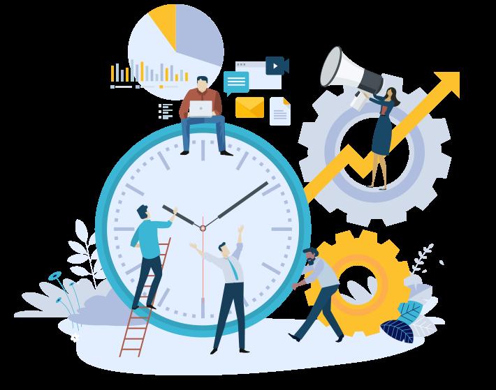 Leadership Balance Services - Strategic Planning Program graphic