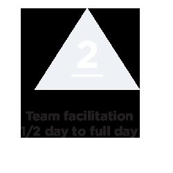 Powerful tools 2 - team facilitation icon