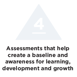 Powerful tools 4 - assessments for growth and development icon