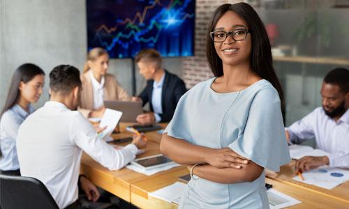 Women in Leadership - Leading yourself programs