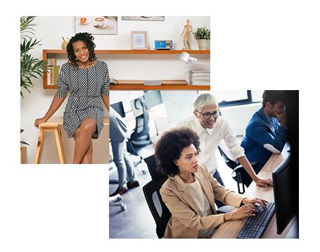 Women in Leadership Success Story photos